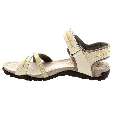 sports sandals uk womens merrell terran cross nubuck velcro sport shoes flip