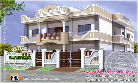 Indian Building Design House Plans Designs India Indian House Plans Indian Style