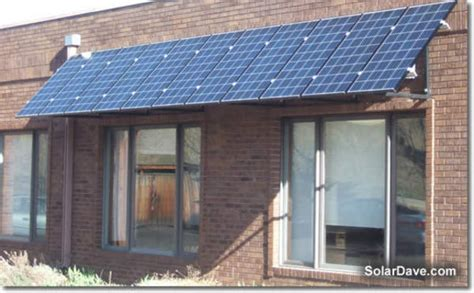 solar awnings solar panel awnings natural building blog