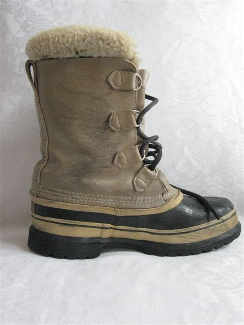 boats made in canada vintage sorel kaufman made in canada insulated winter snow