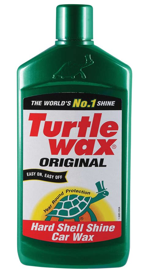 Turtle Wax turtle wax original liquid car wax cleaner wash shine new