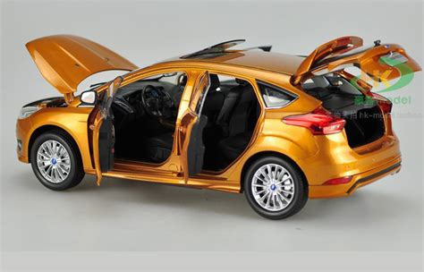 New Ford Cars 2015 by 1 18 Scale Model Ford 2015 New Focus Original Diecast