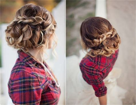 15 inspirations of braided hairstyles 15 wedding braid hairstyles