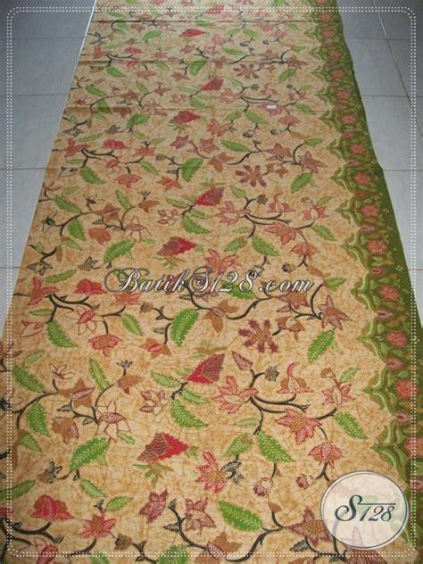 Kain Batik Katun Aneka Motif Ii toko kain batik tulis bahan primisima halus untuk wanita