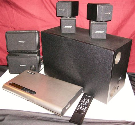 bose 2 1 home entertainment systems
