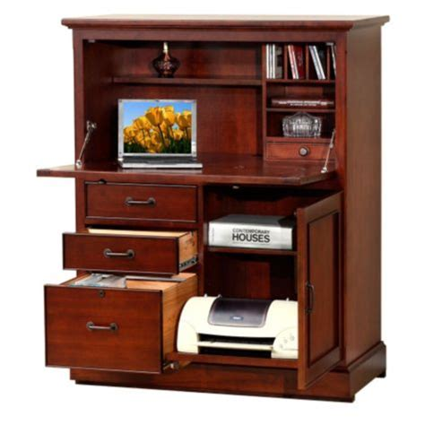 computer armoire with pull out deask plus computer armoire