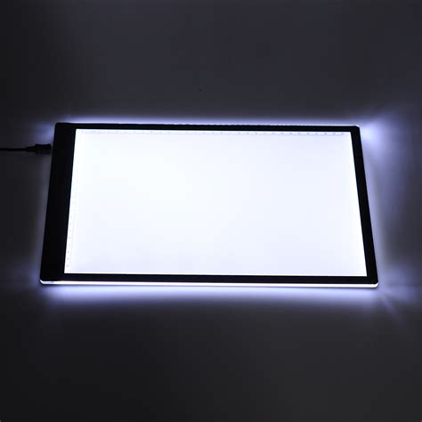 light board for tracing drawing tracing copy board tracer led thin light pad box