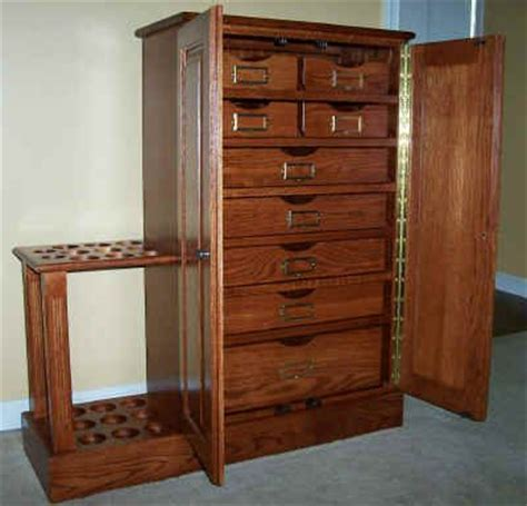diy fishing rod storage cabinet 35 best images about fly tying benches tables and tools