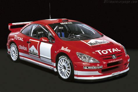 Peugeot 307 Wrc 8 Rally Sweden 2005 143 Ixo 2004 peugeot 307 cc wrc images specifications and