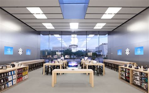 design apple store new apple store design in scottsdale arizona looks slick