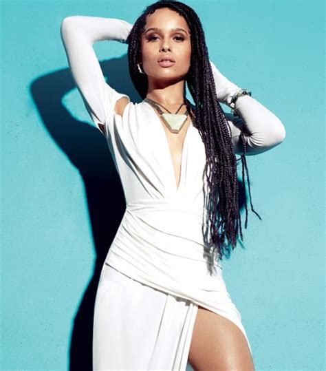 Zoe I Never Set Out To Be In The Eye by Zoe Kravitz Weight Height And Age We It All