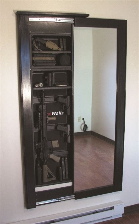 Kitchen Gun Safe Gun Cabinet Awesome Idea My House My Homemy