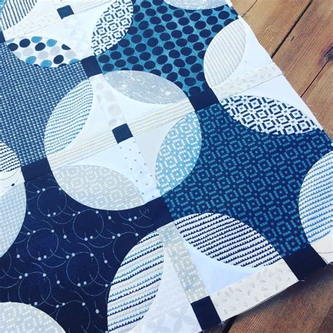 Indigo Quilt by Indigo Mini Quilt Top Done Color Quilts By