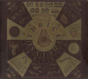 thrice vheissu tracklist thrice vheissu cd album at discogs