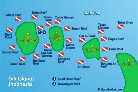 dive gili trawangan gili islands 171 scuba diving reviews