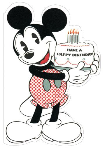Mickey Mouse Greeting Card Template by Disney Birthday Cards 59 Disney Happy Birthday Princess