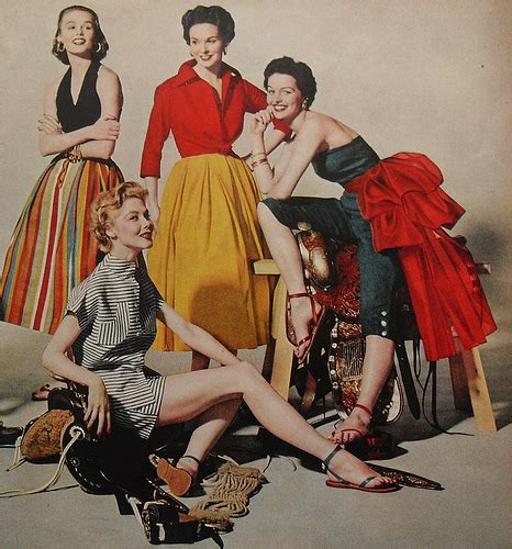 a look at 1950 s how to date s vintage fashion from the 1950s