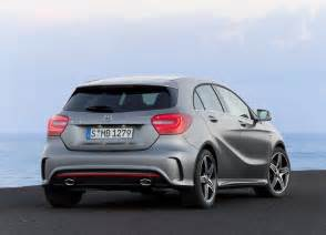 rumour mercedes a class sports hatchback could