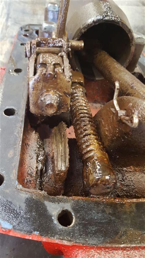 removing lift arm shaft 52 8n ford 9n 2n 8n forum