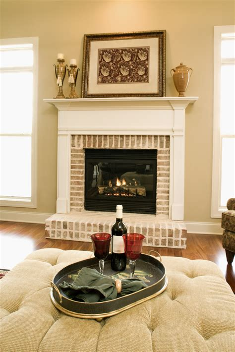Traditional Brick Fireplace by 53 Fireplaces To Warm Your Inspiration Photo Gallery