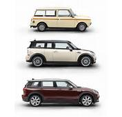 As With All The MINI Line Up New Clubman Incorporates Many