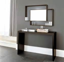 Modern Glass Console Tables » Home Design 2017