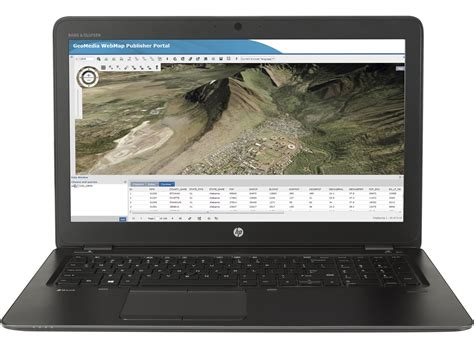 hp zbook mobile workstations hp zbook 15u g3 mobile workstation touchscreen hp