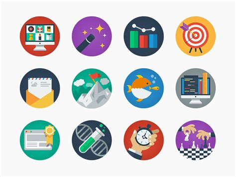 icon design tips 95 irresistible flat icons get them now