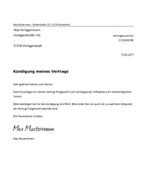 Musterbrief Kündigung Handyvertrag Mit Rufnummernmitnahme Kndigung Mietvertrag Vorlage Kostenlos Mieter
