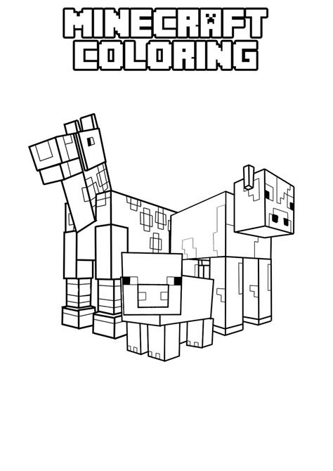 minecraft avengers coloring page minecraft 1 printable coloring pages