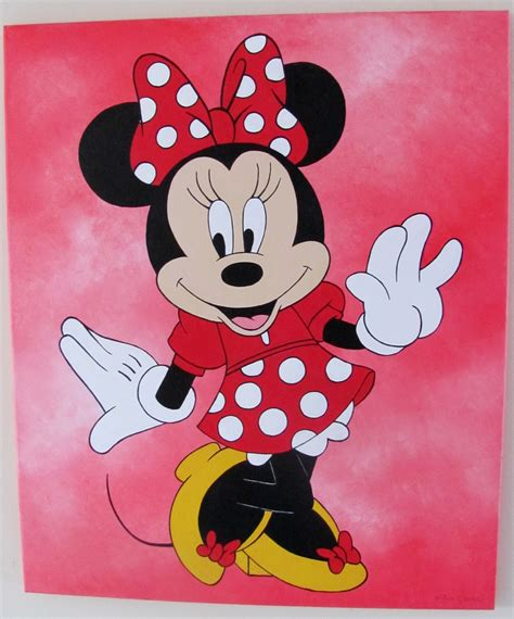 minnie mouse room decor office and bedroom