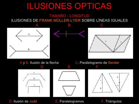 ilusiones opticas triangulo ilusiones opticas