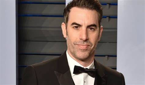 sacha baron cohen new movie sacha baron cohen video teases trump centric project