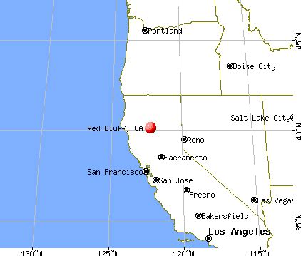 bluff california map bluff california ca 96080 profile population maps