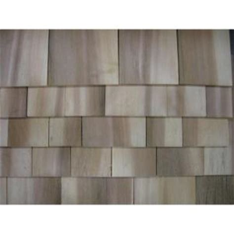 16 in do it yourself eastern white cedar shingles 235463