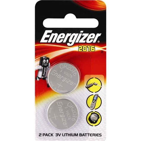 Batrei Original Cr2016 energizer cr2016 battery 2 pack epharmacy
