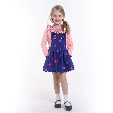 Cat Set T Shirt And Dress aliexpress buy hiheart princess dresses