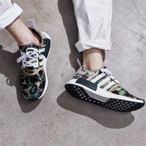 Adidas Nmd Bape Japan X Ultra Boost Kith Aspen Pack bape x adidas nmd r1 release date justfreshkicks