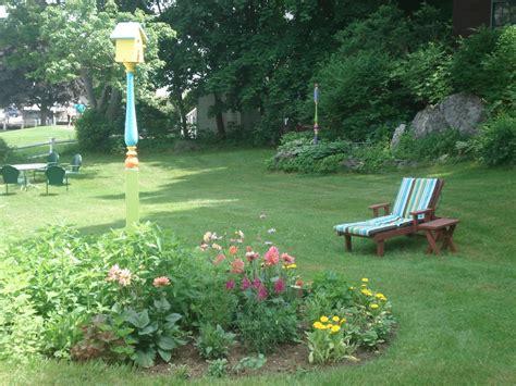 backyard ogunquit perkins cove house just steps to the cove vrbo