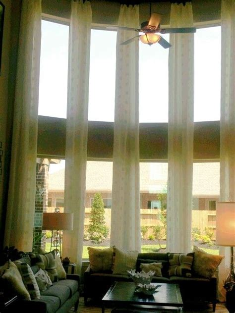 drapes for tall windows tall curtains for tall windows ideas for the house