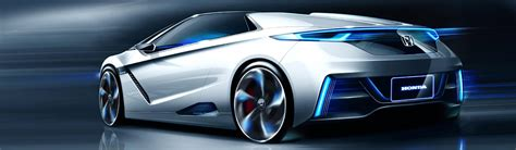 honda small car concept electric cars