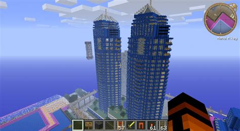 seattle map minecraft the best map minecraft project
