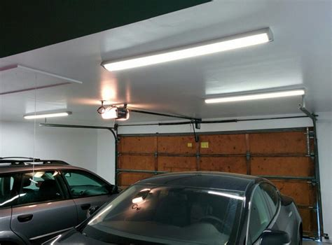 Led Workshop Lighting Fixtures Remarkable Led Garage Lighting Fixtures Rafael Home Biz Inside Garage Light Fixtures How To