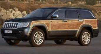 Jeep Wagoneer Price 2018 Jeep Grand Wagoneer Concept Pictures Interior Price
