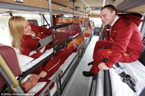 Megabus Sleeper Uk by Megabus Gold Sleeper Service Glasgow To Cardiff 163 15 00