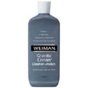 weiman granite corian cleaner reviews