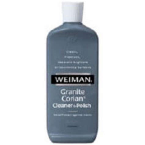 Best Cleaner For Corian Weiman Granite Corian Cleaner Reviews Viewpoints