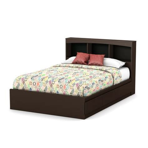 south shore soho bedroom set south shore soho full size mates bed with drawers and