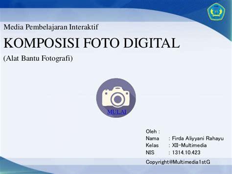 desain layout multimedia interaktif desain multimedia interaktif alat bantu fotografi