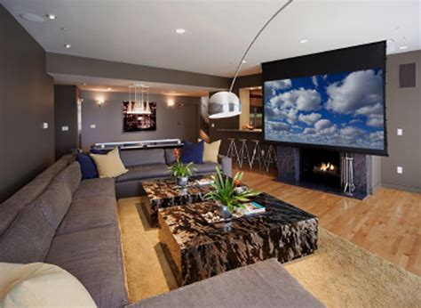 room tv wall living room decorating ideas with big screen tv room decorating